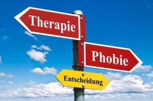 Phobie vs Therapie / Angststörung